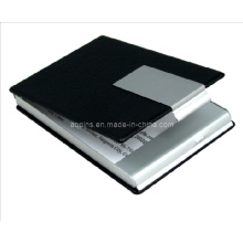 PU Bussiness Card Holder Without Logo