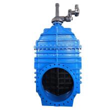 Válvula de compuerta resistente de hierro dúctil