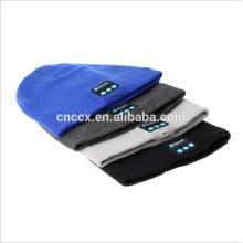 PK18ST021 chapeaux d'hiver sans fil écouteur beanie hat
