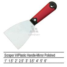 Sjsl011-3 PP + TPR Пластиковая ручка для шпатлевки