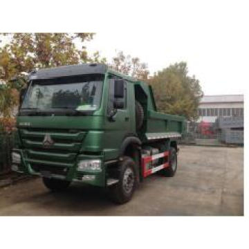 Low Price 4X2 Sinotruck HOWO Dump Truck for Sale