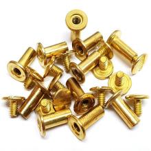 Salable CNC Machining Brass Parts Manufacturer