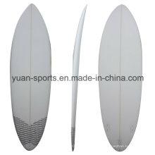 Высокое качество Импортированный PU Пустой Сделано Короткий Surfboard