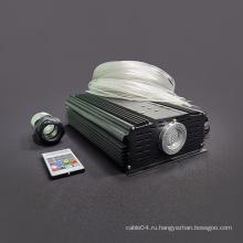 Оптоволоконные сенсорные настенные светильники 45 Вт