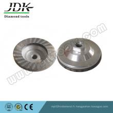 Diamond Cup Wheel Aluminium Body