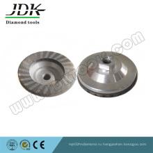 Колесо алюминиевого кузова Diamond Cup