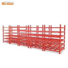 warehouse metal stacking rack for storage