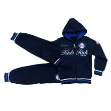 Navy Color Boy Suit in Children Clothing (SBL034)