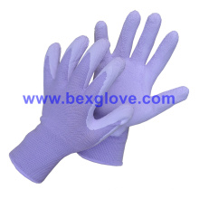 Женская садовая рабочая перчатка