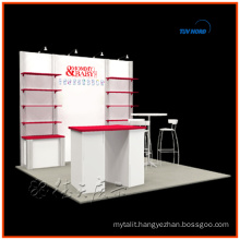China design & customize 2015 Hot Sale Custom Standard Exhibition Expo Booth Display , Fashion Fabric Trade Show Booths