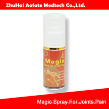 Magic Spray para Joint Pain-Alta Qualidade-Hot Sale-Quick Respone