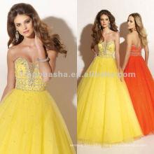 Нью-Йорк-2356 потрясающий новый дизайн quinceanera платье