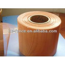 tissu filtrant de maille de cuivre rouge, treillis métallique de laiton