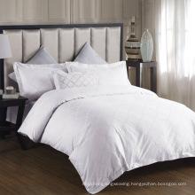 100% Cotton/ T/C 50/50 Jacquard Hotel/Home Bedding Set (WS-2016027)
