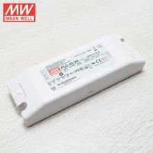 Original MEAN WELL 12v PLC-45-12 LED controlador 3.8a 45w CB CE CUL con función PFC
