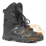 Tactical Boots with waterproof nylon and cowhide leather
