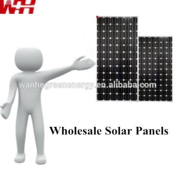 Grad A direkt ab Werk Großhandel Sonnenkollektoren