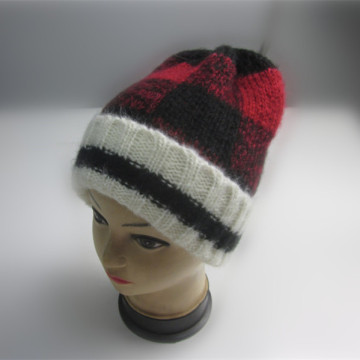 Hot Sale Jacquard Knit Hat