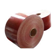 Tissu / tissu en caoutchouc silicone