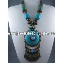 Мода Ювелирные изделия bib ожерелье