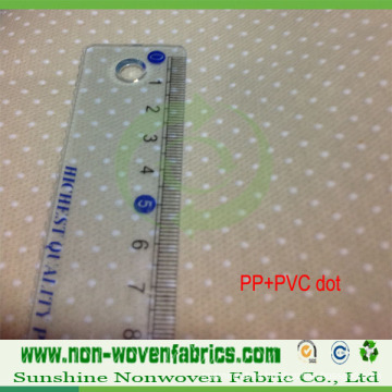 PP Spunbond Anti Skid Fabric Nonwoven Cloth