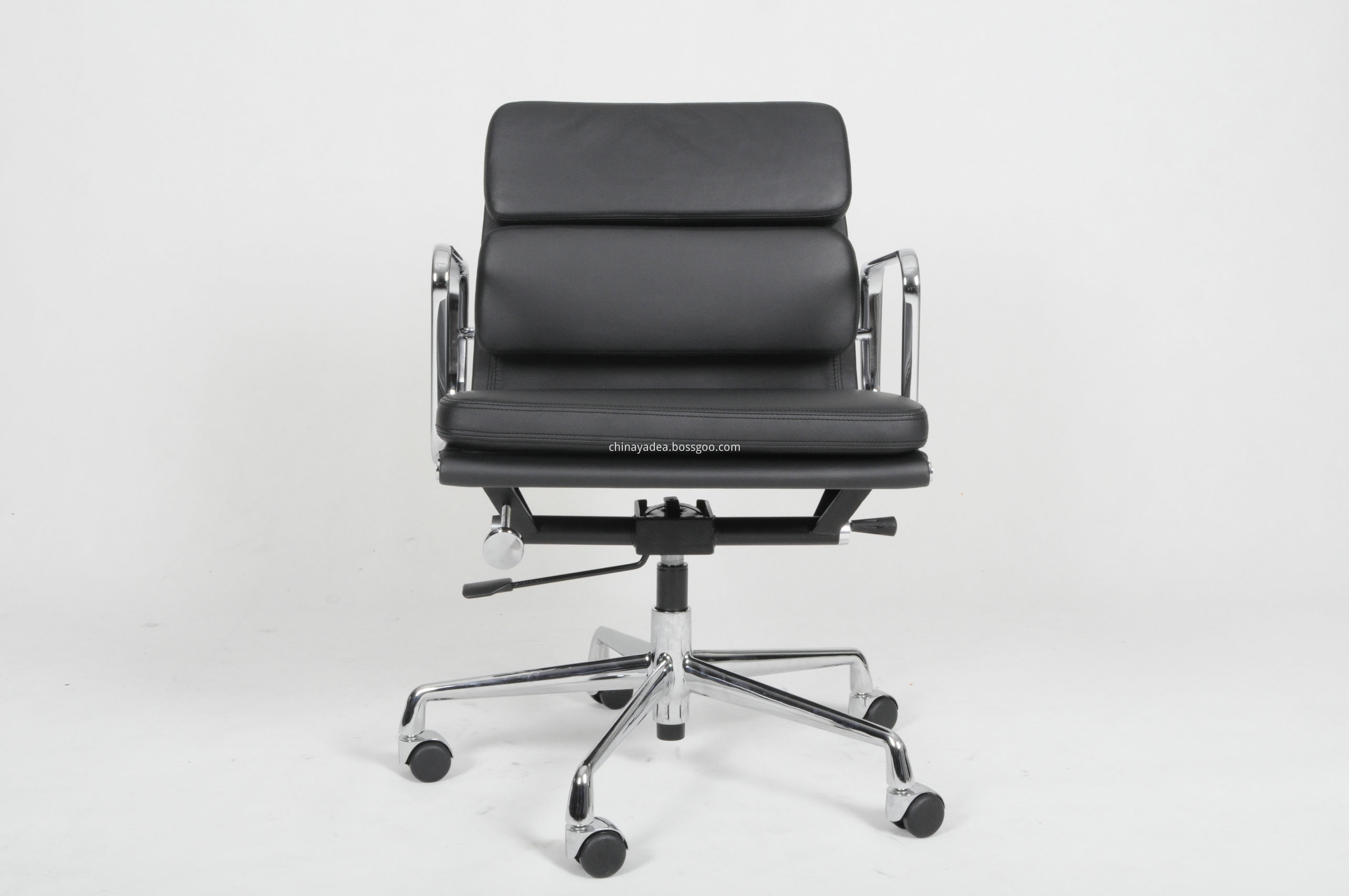 low-back chair