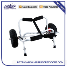 Lightweight aluminium 2017 new folding kayak trailer for wholesale