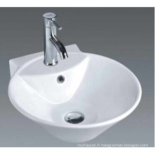 Bassin de salle de bains en céramique suspendu (7536)