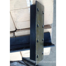 Elevator Guide Rail T Fishplate, Seismic Fishplate