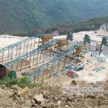 50T/H -80T/H Granite Stone Crushing Plant