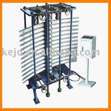 Máquina de formação de rolo de painel de aço curvo