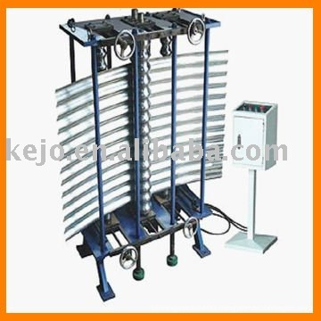 curving steel roof panel roll forming machine