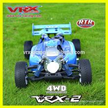 1/8 масштаба VRX-2 Pro 4WD RTR нитро питание багги