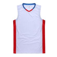Traje de entrenamiento uniforme de baloncesto americano personalizado