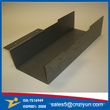 Cadre de découpe laser personnalisé en métal fabriqué en Chine