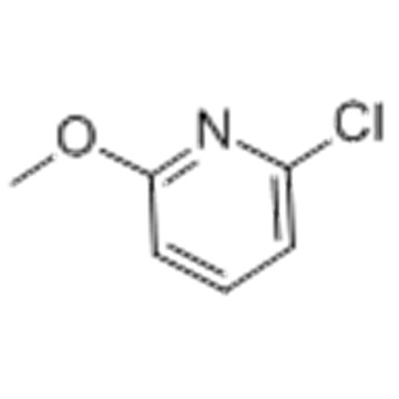 Pyridine,2-chloro-6-methoxy CAS 17228-64-7