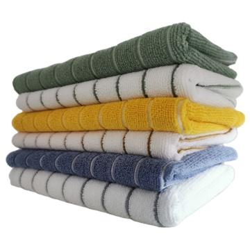 Toalha de mão para limpeza de microfibra / toalha de microfibra