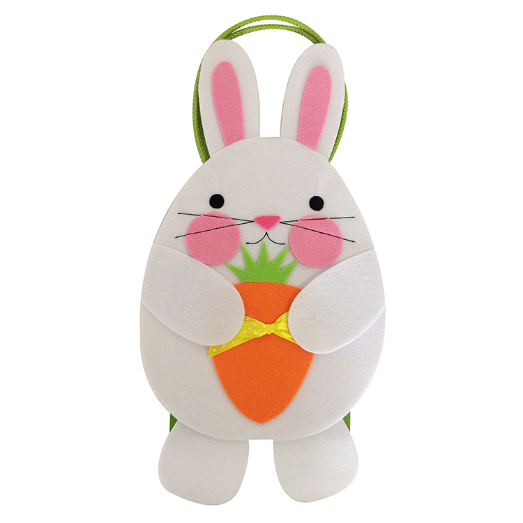 Easter Cute 3d Bunny Candy Gift Bag