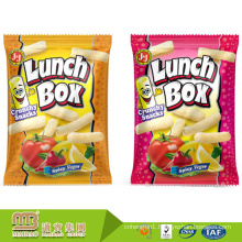 China Manufacturer Heat Sealing Custom Printed Snack Food French Fries / Frozen Potato Chips Packaging Bag