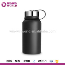 500ML Double Walled Vacuum Insulated Sport Stainless Steel Water Bottle