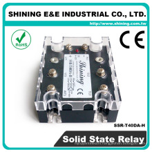 SSR-T40DA-H Fotek Type SSR Relay Zero Cross 40A Solid State Relay