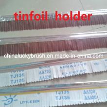 Tinfoil titular papel de areia para a máquina de areia escova (YY-328)