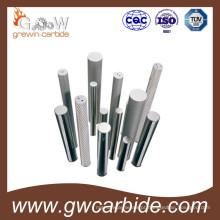 Hastes de metal duro com furos de refrigeração