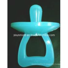 Moule en plastique apaisant promotionnel de mamelon