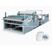 Machine de découpe à rouleaux de papier hygiénique Jumbo