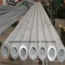 Tubulação grande de aço inoxidável do diâmetro / tubo 317, 317L, produtos 317ti de aço