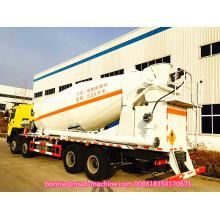 Caminhão do misturador concreto de SINOTRUK HOWO 8m3 / 9m3 / 10m3 / 12m3 336hp
