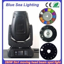 24ch Osram 280w 10r 3in1 stage lighting moving head beam light