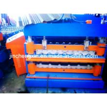 Machine de formage de rouleaux professionnels/Machine de formage de rouleaux double couche