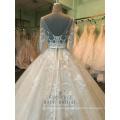 Alibaba bestickt Perlen Mutter der Braut Brautkleid Kleid
